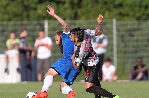 Die Aufsteiger patzen gegen Amateure aus Hohenlohe