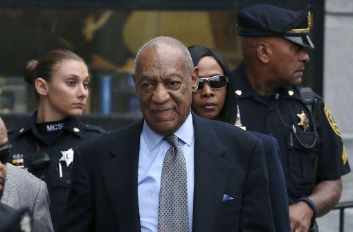 Staatsanwälte dürfen Aussage gegen Cosby verwenden