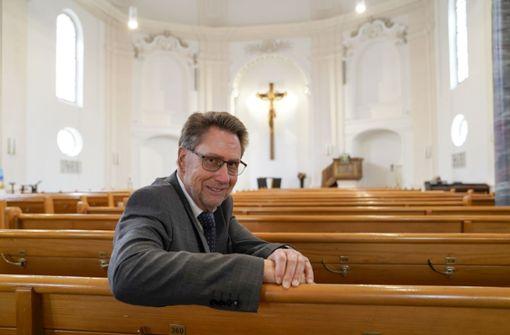 Wolfgang Baur geht nach 23 Jahren in den Ruhestand