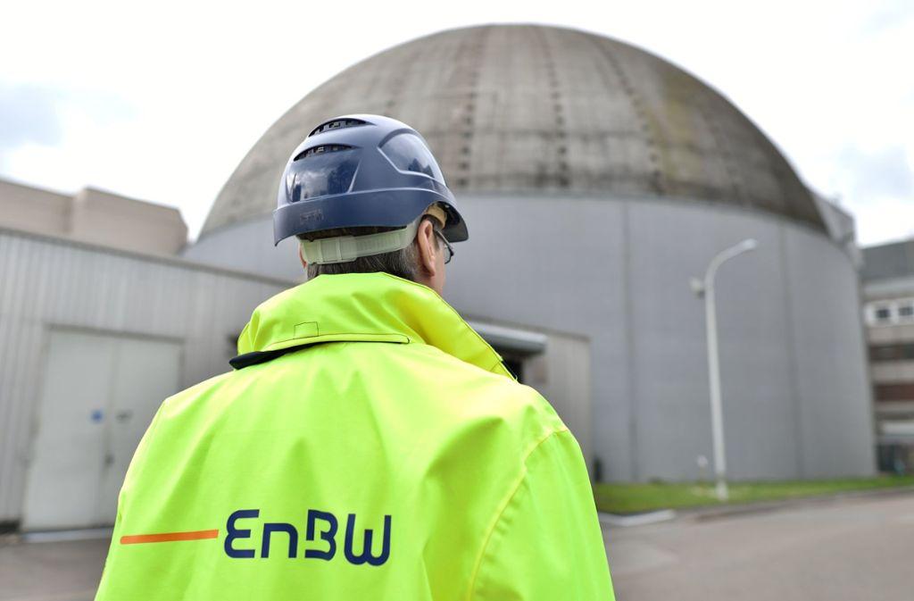 Das Atomkraftwerk in Obrigheim ging 1969 in Betrieb, 2005 ging es vom Netz. Foto: dpa