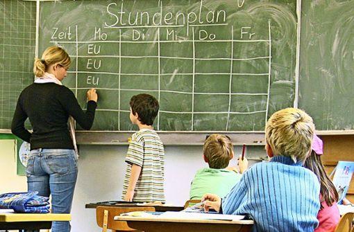 Muss Privatschule weitere Schüler abweisen?