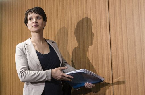 Petry hat Alternativen zu Politik und Partei