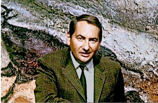 Horst Stern wird 95 Jahre alt