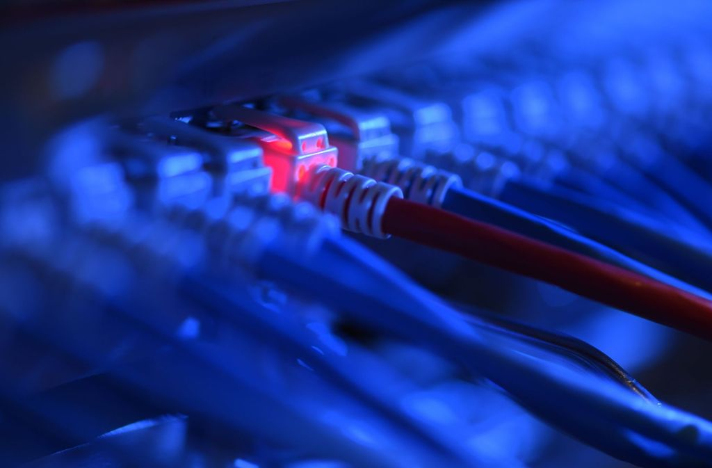 Der Telefon- und Internetdienst des Bundes soll angezapft worden sein. Foto: dpa