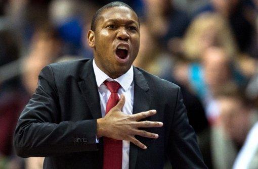 McCoy  will mehr Biss bei seinen Basketballern