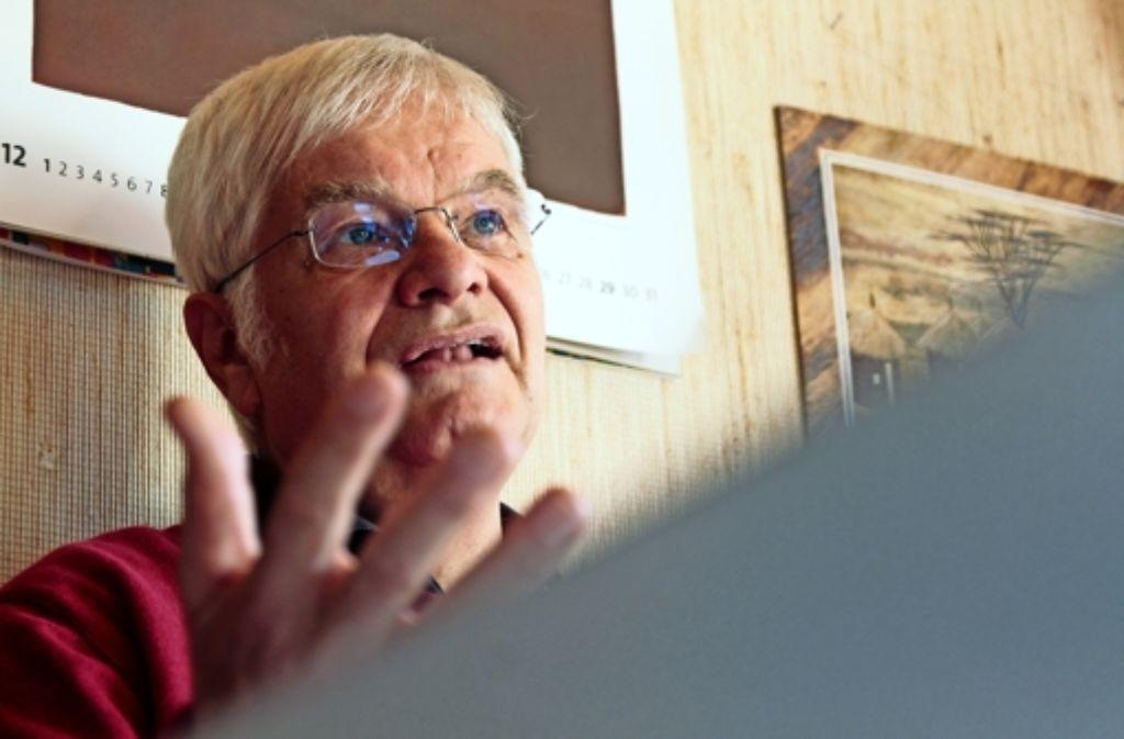 Walter Link fordert  dazu auf,  die Missbrauchsvorwürfe zunächst auf ihre Plausibilität hin zu prüfen. Foto: factum/Granville