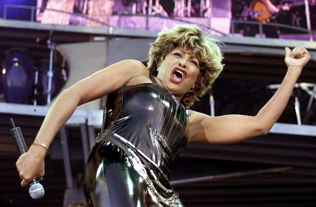 Tina Turner prägte die Musikwelt. Foto: dpa/Ed Oudenaarden