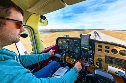 Wo ein Rundflug nicht viel kostet