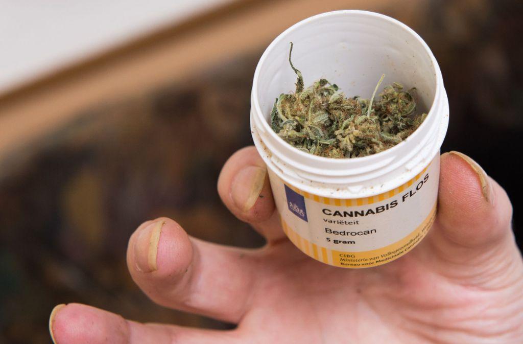 Cannabis wird immer mehr als Medikament genutzt. Foto: dpa