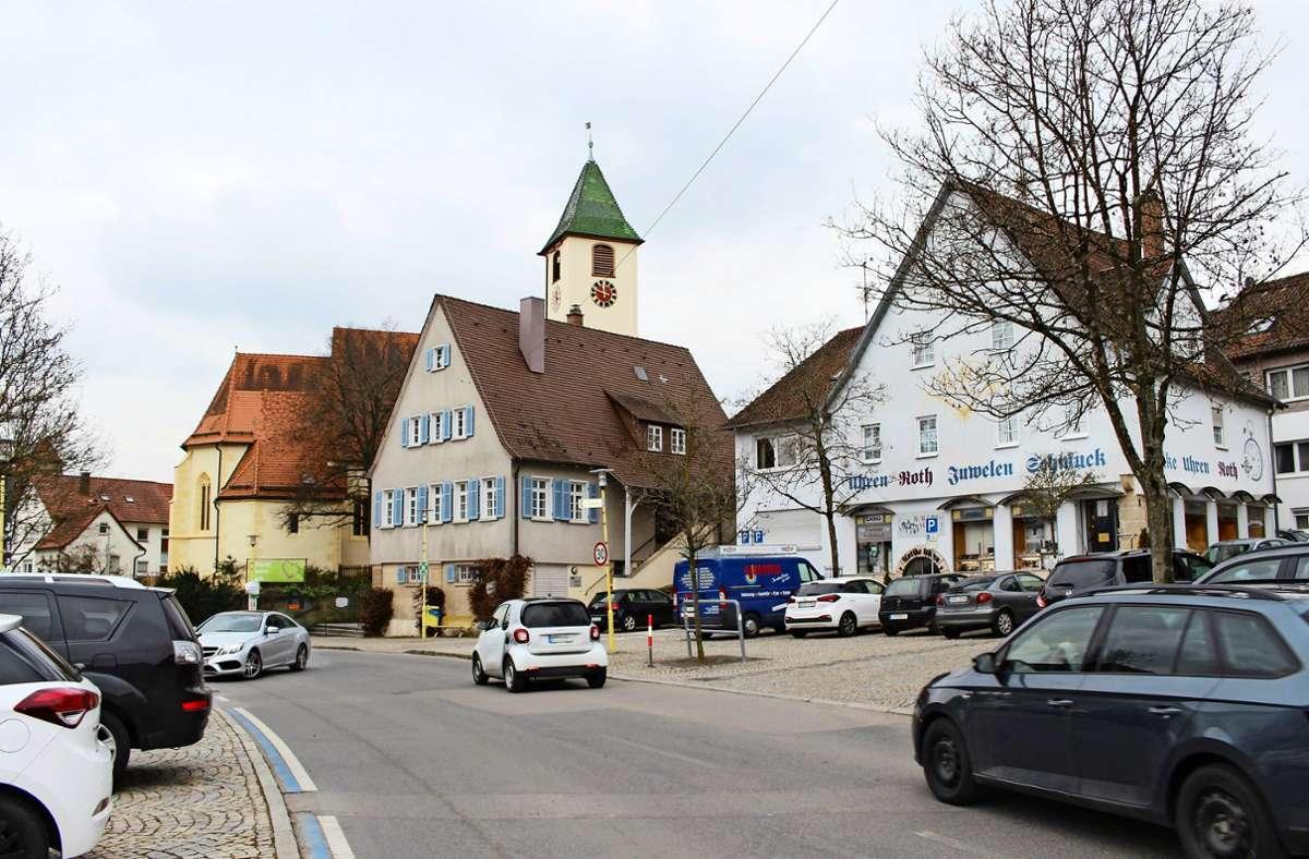 89 Prozent der mehr als 400 untersuchten Gebäude in Plattenhardt weisen Mängel auf. Foto: Caroline Holowiecki