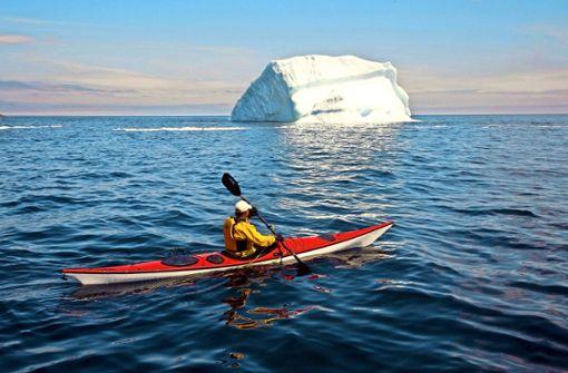 Eisberge und Eisländer