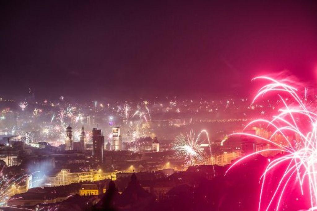 Wer in Stuttgart zum Jahreswechsel eine dicke Sause will, der hat zahlreiche Möglichkeiten. Foto: 7aktuell.de/Florian Gerlach