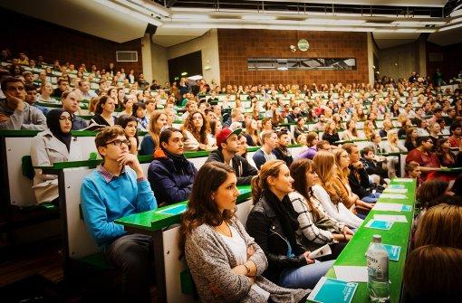 Ob der Wildwuchs bei Studienfächern ausartet