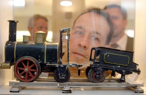 Bahn frei für Märklin-Museum
