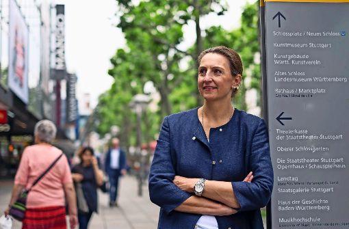 Citymanagerin   fordert     Service-Stationen