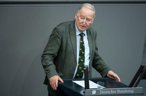 Politiker  zweifelt an nochmaliger Kandidatur für Bundestag