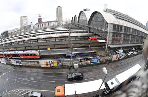 Hauptbahnhof wegen Polizeieinsatzes gesperrt