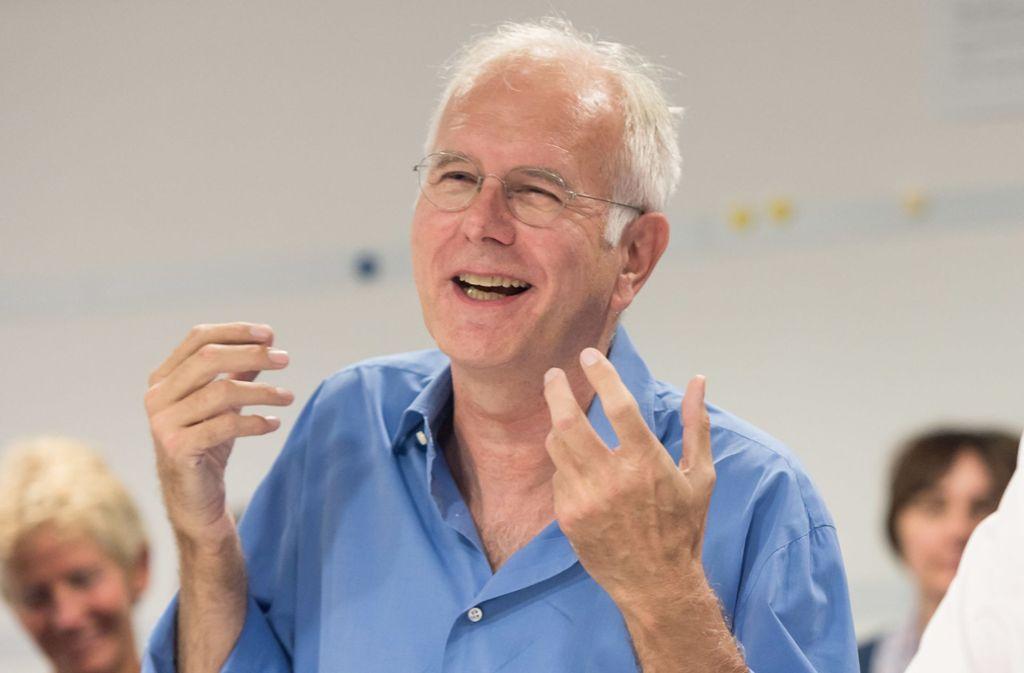Harald Schmidt vermutet, dass das ZDF nicht glücklich mit Jan Böhmermann ist. Foto: Lichtgut/Max Kovalenko