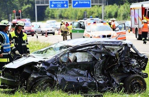 Tödlicher Unfall mit Leonberger Porschefahrer