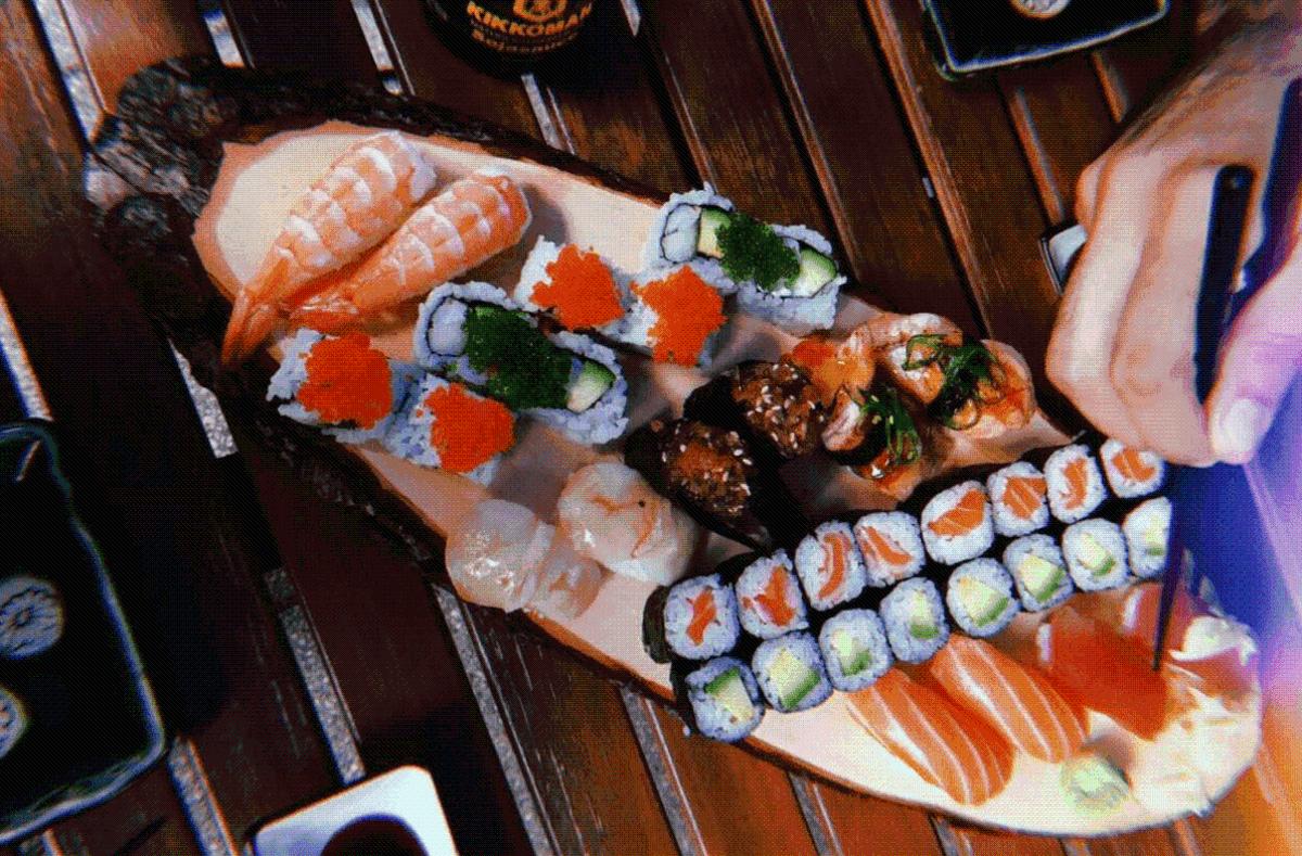 Weil Sushi nicht erst seit gestern in aller Munde ist, haben wir für euch die besten Spots für Maki, Nigiri und Co. zusammengestellt. Foto: Tanja Simoncev