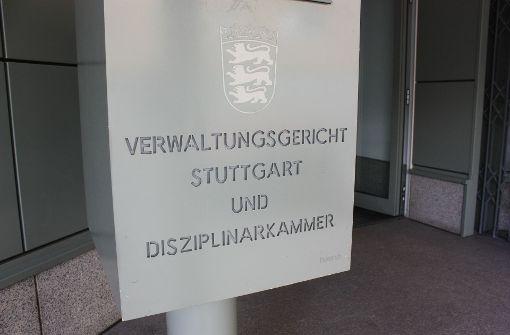 Auch das Verwaltungsgericht in Stuttgart klagt über zu viele Fälle und zu wenige Richter. Foto: Natalie Kanter