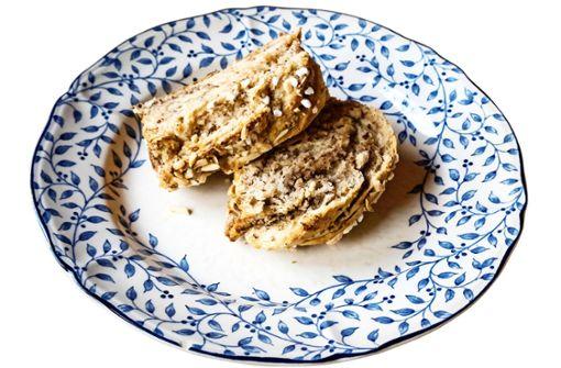 Gegen den Mehl-Überschuss: Veganer schwäbischer Hefezopf