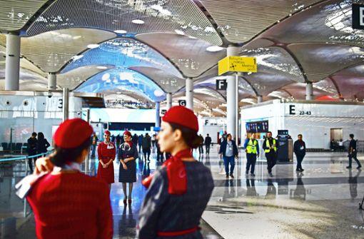 Erdogans Prestigeflughafen verspätet sich
