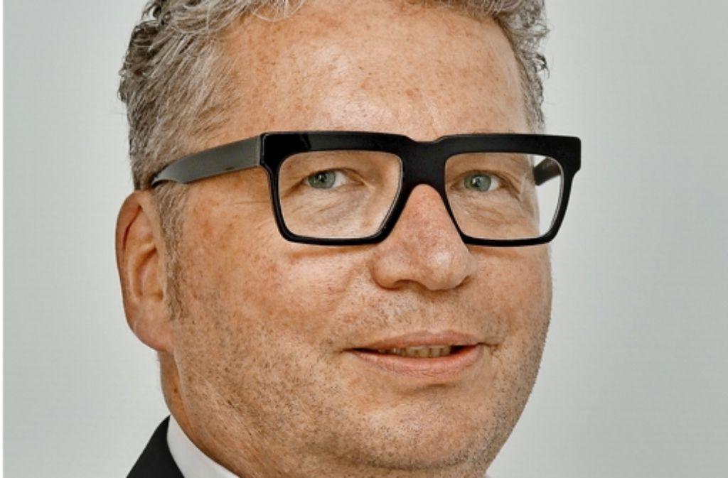 Architekt und Kaufmann:  der neue Controller Volker Springer Foto: factum/Granville