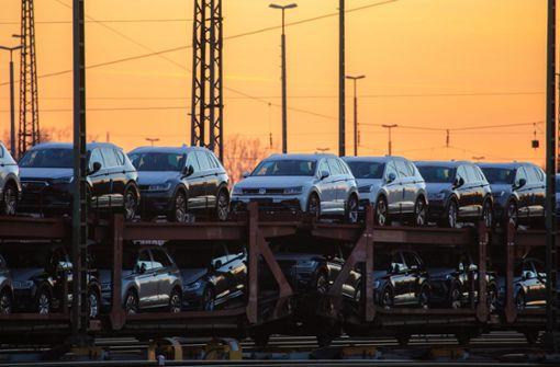 Ein Fünftel weniger Neufahrzeuge auf den Straßen