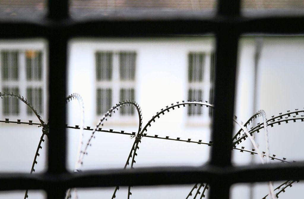 Hinter den Mauern des Gefängnisses Hohenasperg kam es zu einer heimtückischen Attacke gegen  einen Häftling. Foto: factum/Archiv