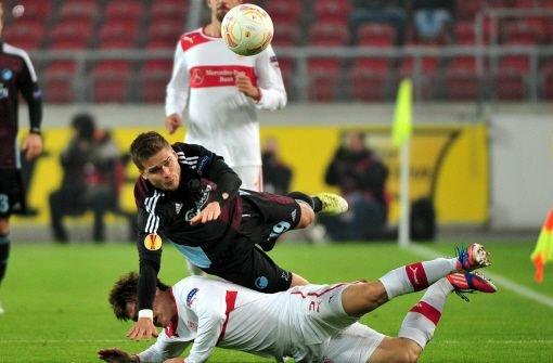 Der VfB erlebt die nächste Ernüchterung