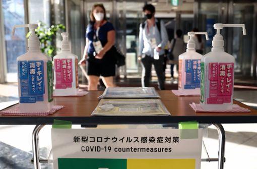 Trotz Corona-Maßnahmen: Viele Athleten loben die Spiele in Tokio