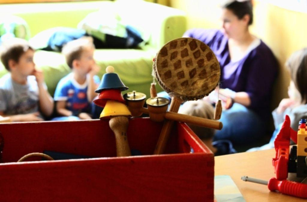 In Botnang suchen viele ihren Eltern noch Platz für ihren Nachwuchs Foto: Factum-Weise