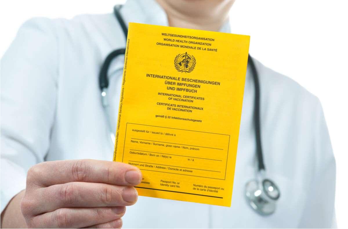In diesem Artikel zeigen wir Ihnen, was Sie tun müssen, wenn Sie Ihren Impfausweis verloren haben. Foto: Alexander Raths / Shutterstock.com