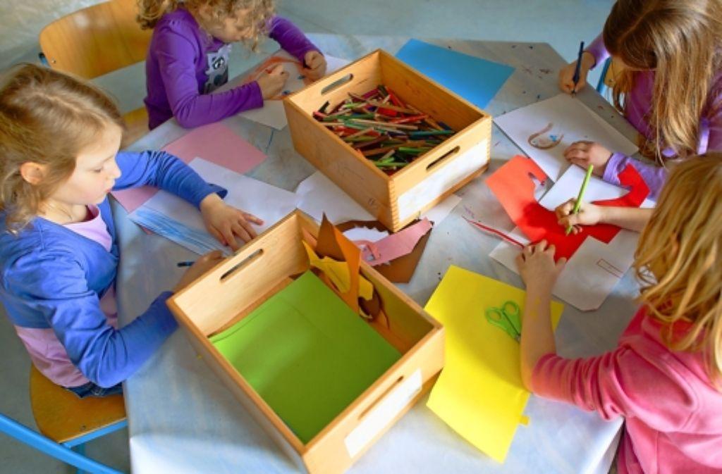 Schulkinder können nicht sicher sein, dass sie den ganzen Tag betreut werden. Foto: dpa