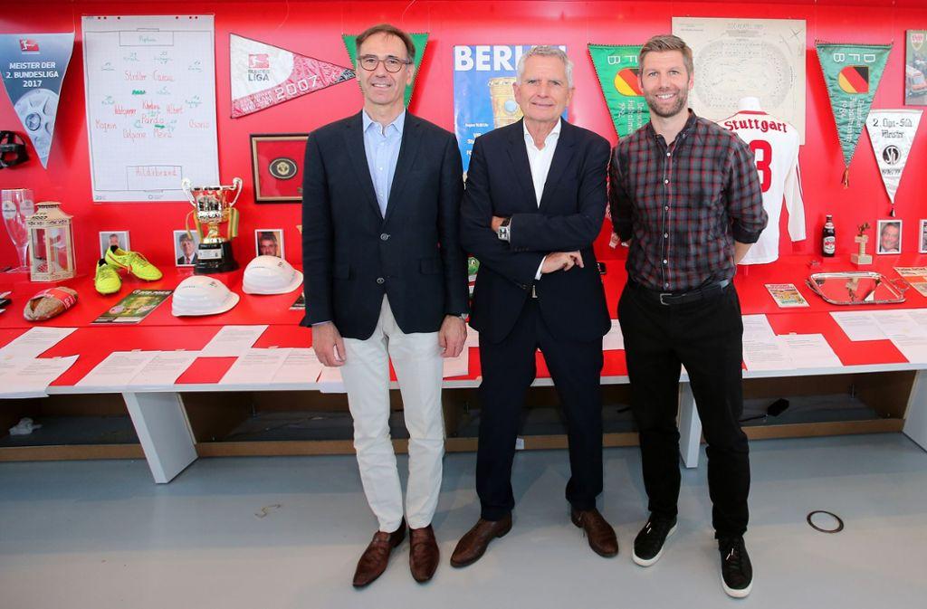 125 Jahre VfB Stuttgart – an diesem Wochenende wird in Bad Cannstatt gefeiert. Foto: Pressefoto Baumann