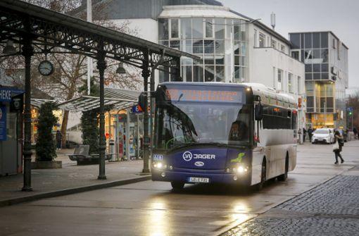 Freie Fahrt für Radfahrer und Busse