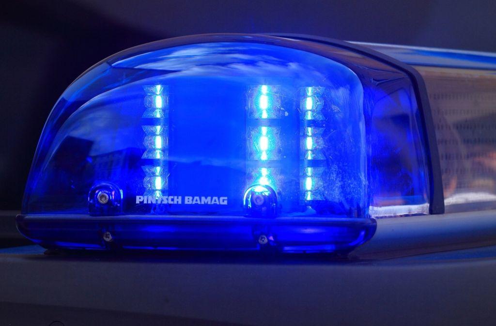 Die Polizei hat den Mann auf der Autobahn geschnappt (Symbolfoto). Foto: dpa