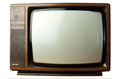Als das Fernsehen noch verboten war