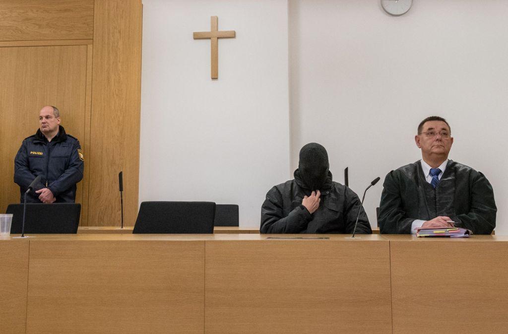 Der ehemalige Geistliche wird in die Psychiatrie eingewiesen. Foto: dpa