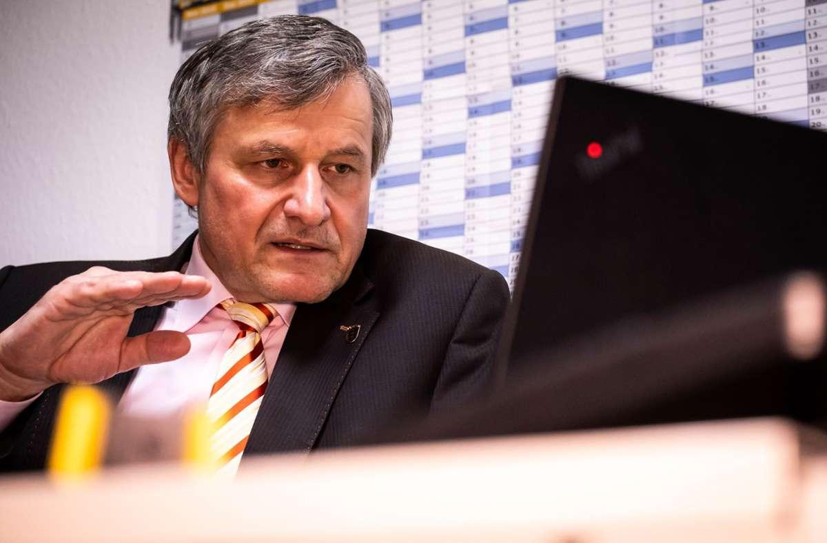 Hans-Ulrich Rülke fordert weniger staatliche Bevormundung. Foto: Lichtgut/Achim Zweygarth