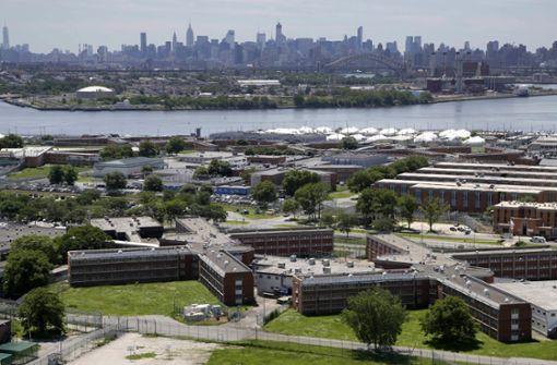 Berühmtes Gefängnis in New York wird geschlossen