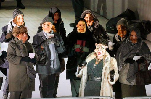 Schostakowitsch-Oper als böse Gesellschaftssatire