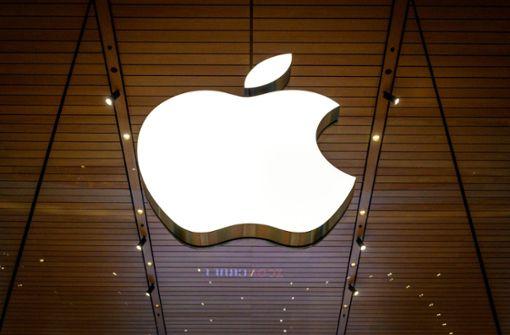Apples Experiment mit dem Auto