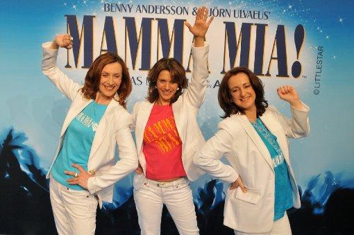 Mamma Mia! Das hier sind die Darsteller des Musicals