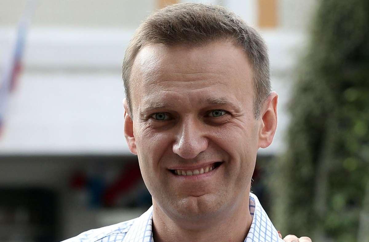 Alexej Nawalny ist nach der Behandlung seiner Vergiftung aus der Charité entlassen worden. Foto: dpa/Andrew Lubimov