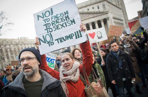 Trumps Einreiseverbot beunruhigt Konzerne