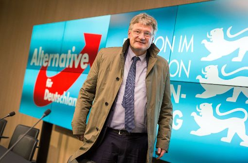 CDU lässt Meuthen-Wechsel prüfen