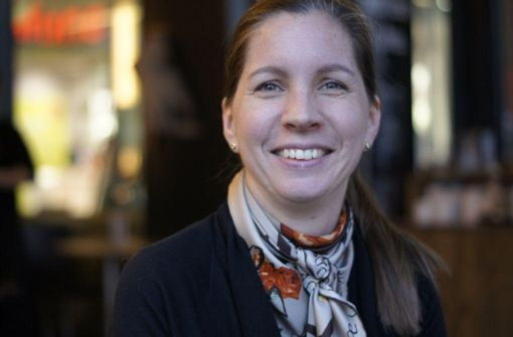 Die stellvertretende Vorsitzende Dorothee Klein hat selbst fünf Jahre lange im Ausland gelebt. Foto: Leonie Hemminger