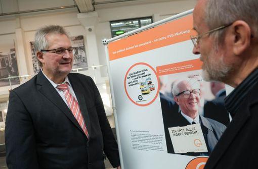 VVS-Plakate: Zu frech für die  Region